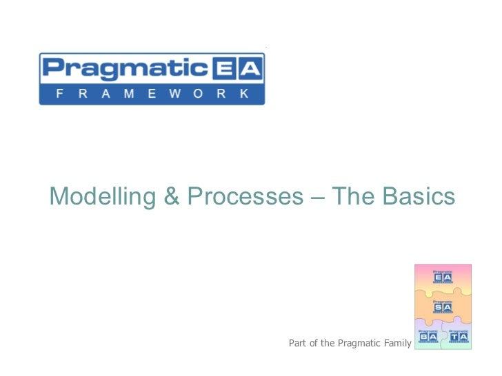Modelling & Processes – The Basics