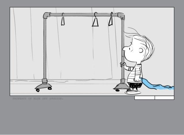 Peanuts: Talent Show (Linus) Slide 2