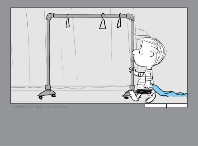 Peanuts: Talent Show (Linus) Slide 3