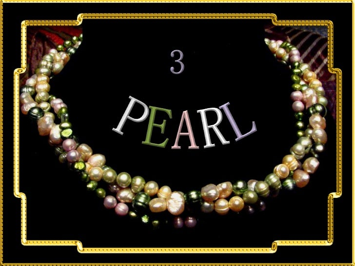 3<br />PEARL<br />