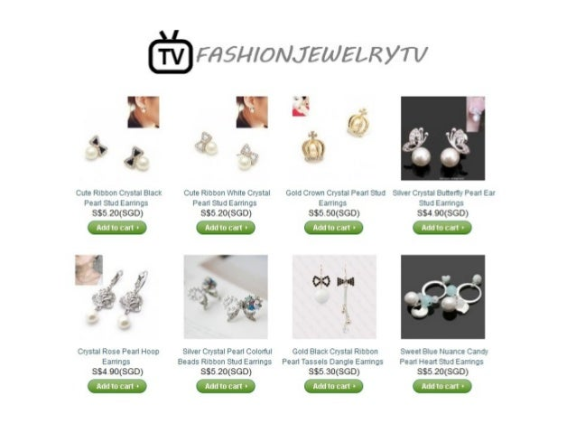 Pearl Earringshttp://fashionjewelrytv.com/store/My best friend had asked me to be her maid of honor about six months befor...