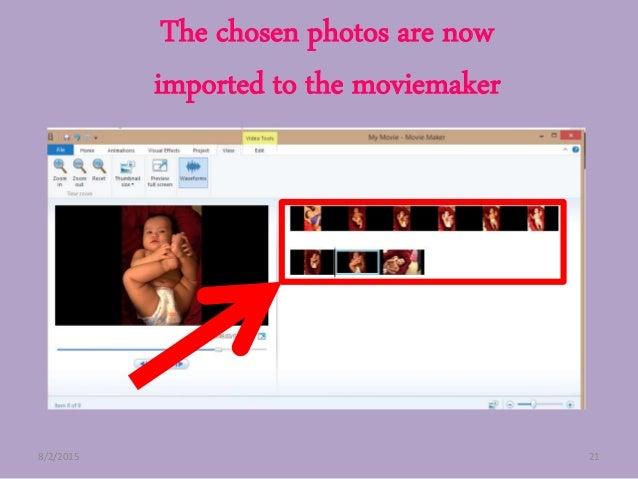 movie maker app for windows 8