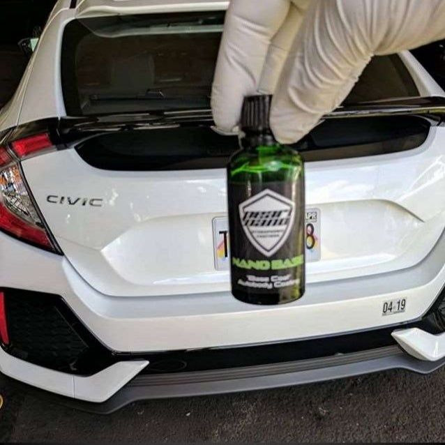 Pearl Nano Base Nano Base is the best non-solvent ceramic auto body coating in the world. This is an easy to use, eco frie...