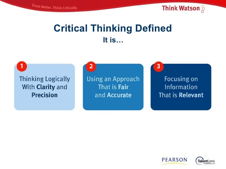 critical and analytical thinking in business Critical thinking means business:  critical thinkers1 many business leaders also come up short senior executive-development professionals  good analysis and .