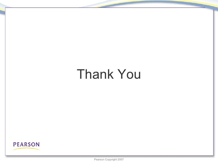 Pearson talent assessment corporate presentation