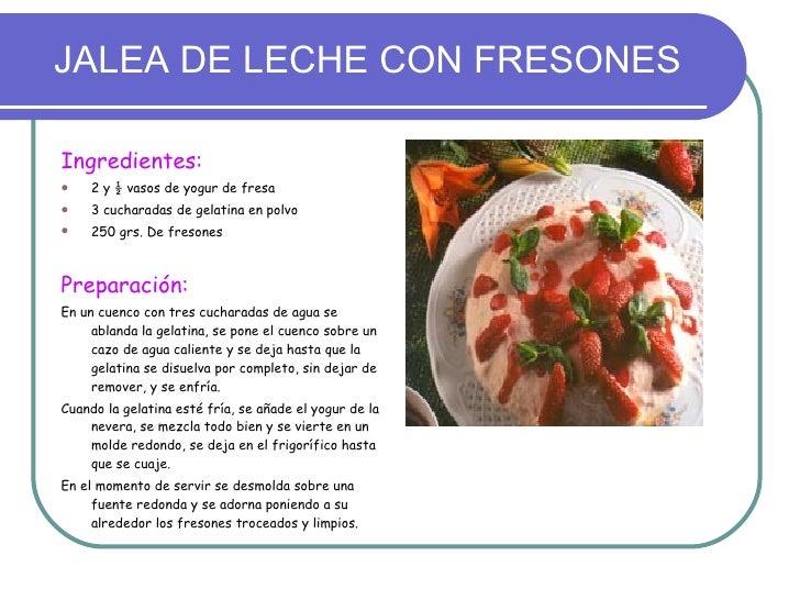 Pecados de hoy recetas de cocina for Procedimiento de cocina