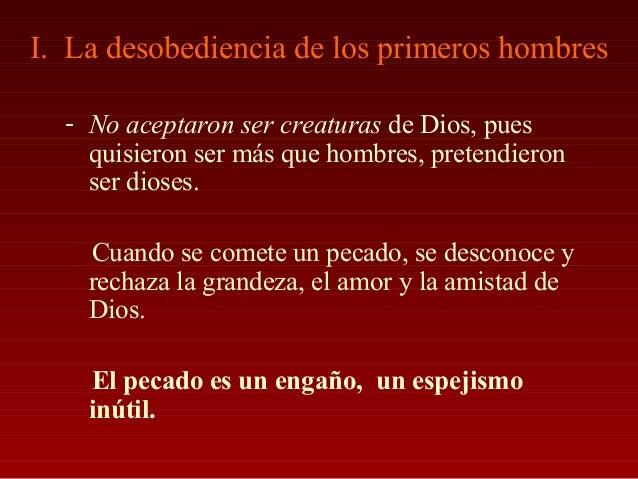 Pecado y plan salv fico - El espejismo de dios ...