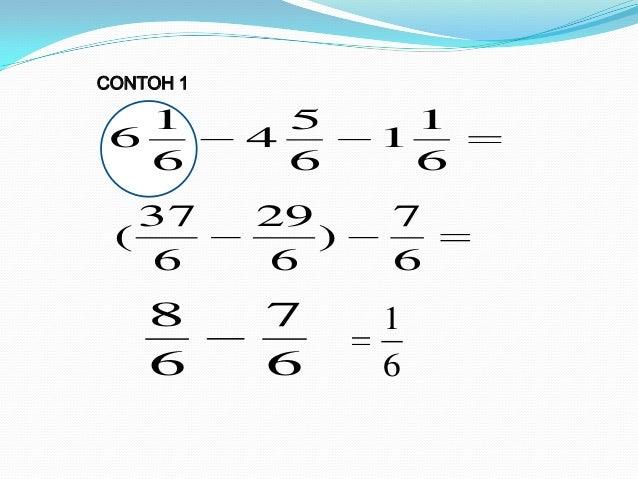 Copy Of Matematik Tahun 5 Lessons Tes Teach