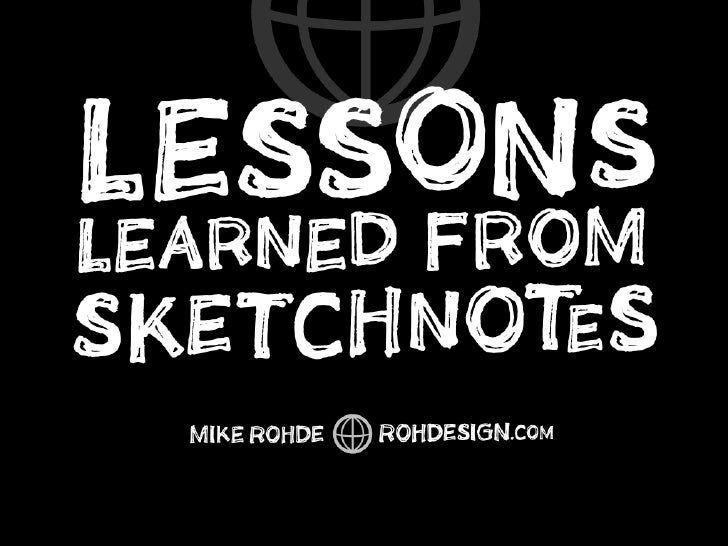 Pecha Kucha Milwaukee: Lessons Learned from Sketchnotes