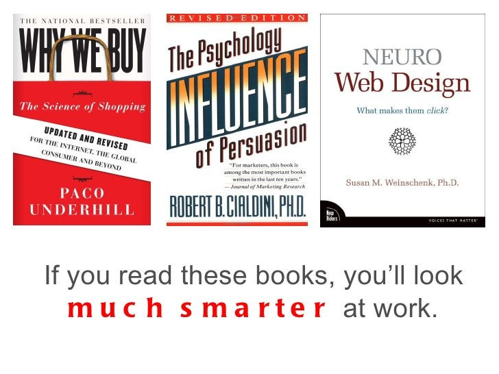 If you read these books, you'll look  much smarter  at work.