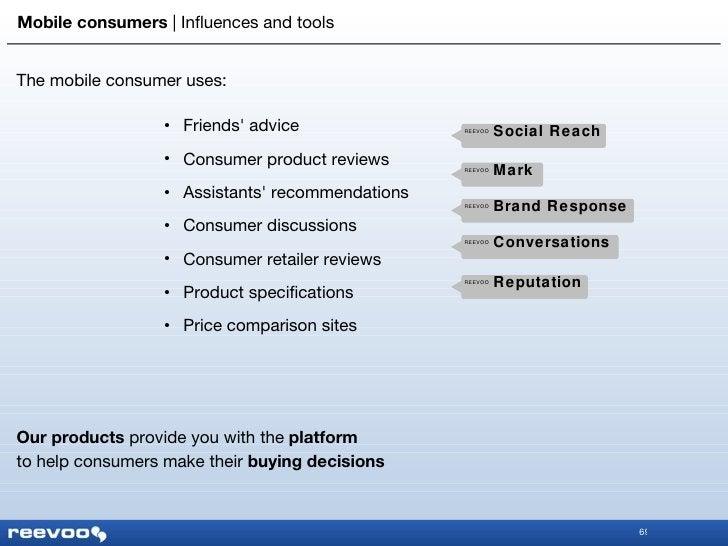 <ul><li>Friends' advice </li></ul><ul><li>Consumer product reviews </li></ul><ul><li>Assistants' recommendations </li></ul...