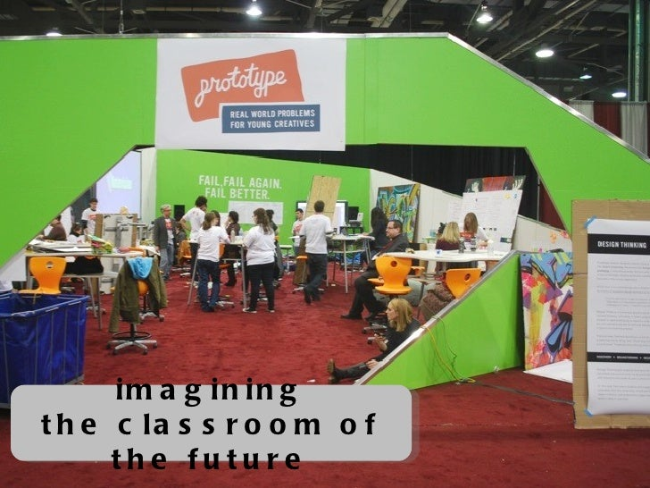 imagining the classroom of the future