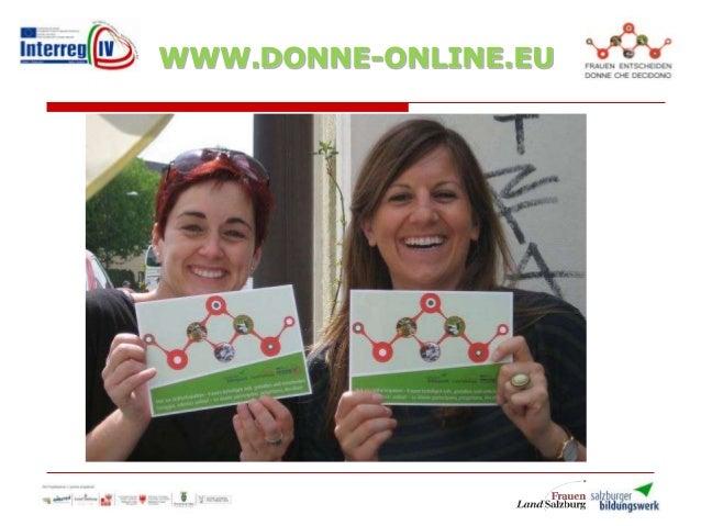 WWW.DONNE-ONLINE.EU
