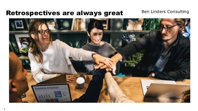 Pecha Kucha How to screw up your agile retrospective big time - Ben Linders - OOP 2020 Slide 2