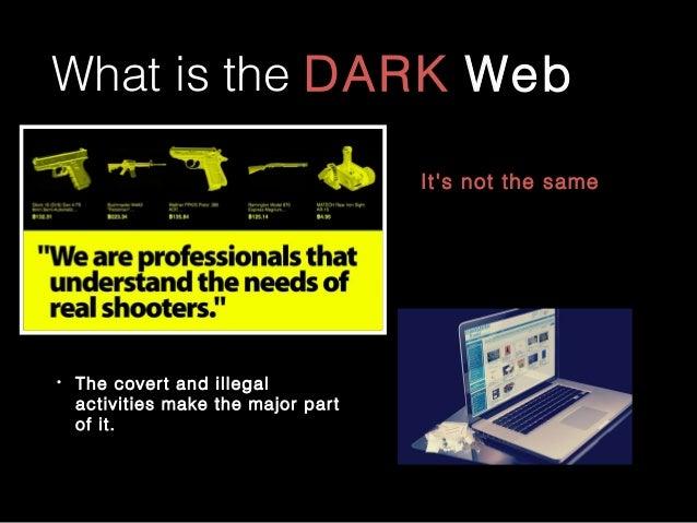 Search dark web - Michael toomim