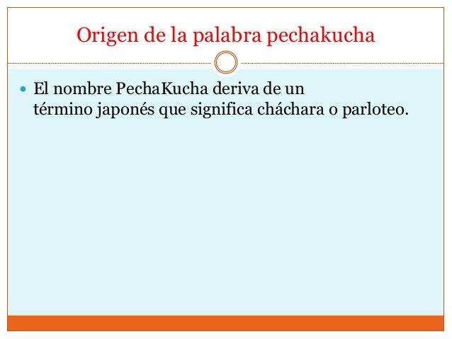 Pechakucha power point Slide 3