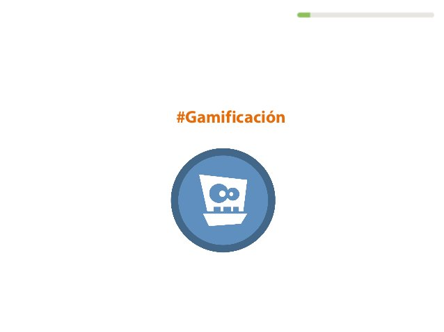 #Gamificación