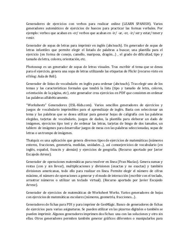 Magnífico Generador De Ejercicios De Matemáticas Microsoft ...