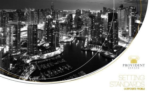 Setting StandardsCorporate profile