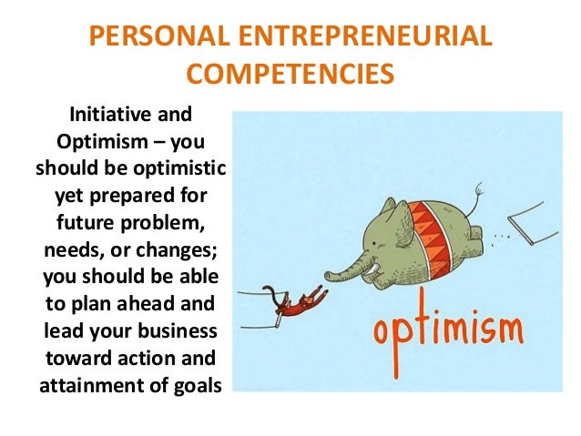 personal entrepreneurial competencies essay This page arranges ocw entrepreneurship courses into of critical concepts and competencies that will be personal leadership strengths and.