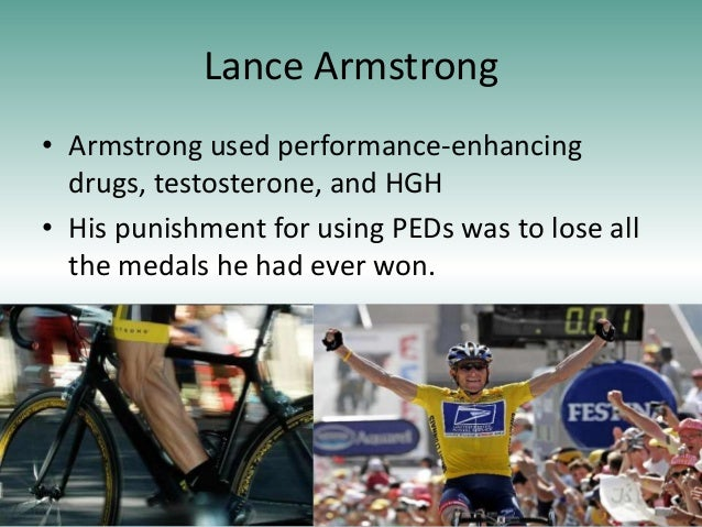 An overview of the performance enhancing drugs in the sport events