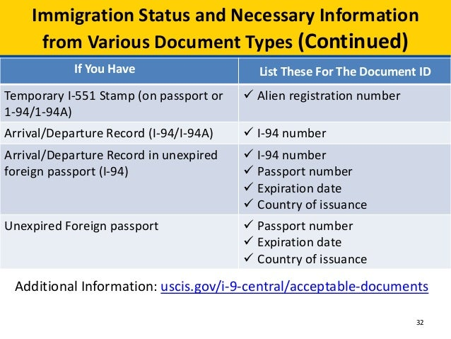 Aca Overview Presentation For Eligible Immigrants
