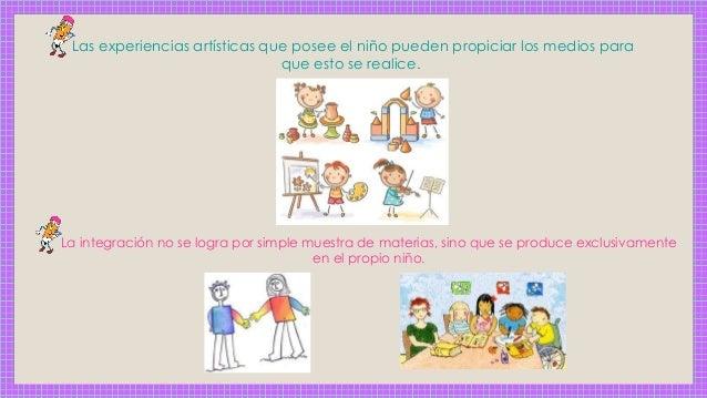 Experiencias del Aprendizaje Integrado Slide 3