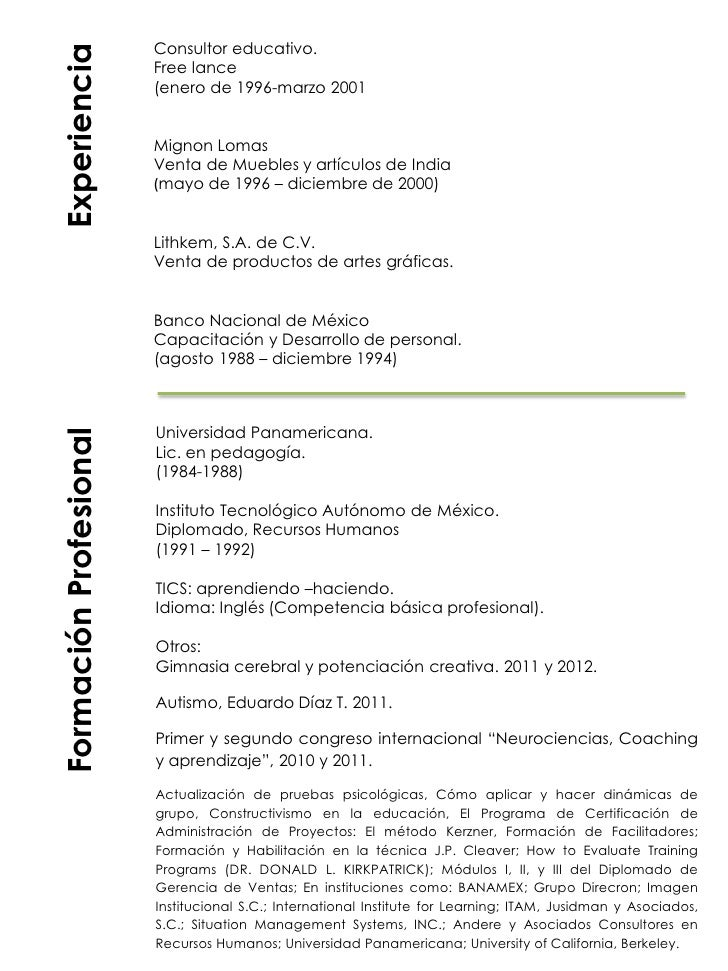 pedagoga jimena acebes sevilla curriculum vitae 2012