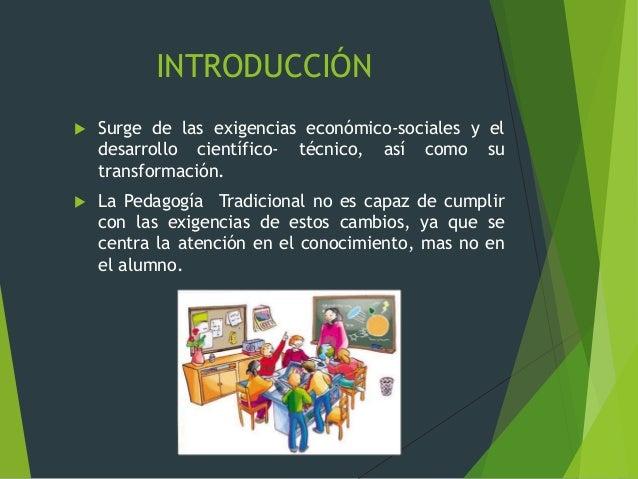 Pedagogia no directiva Slide 2