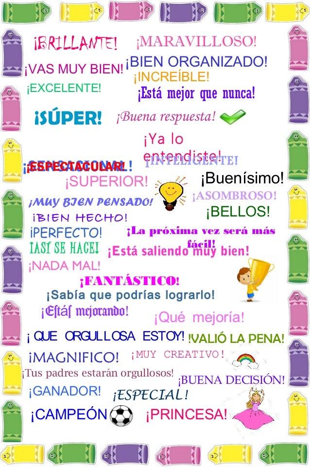 Frases Para Ninos De Preescolar Motivadoras Marcus Reid