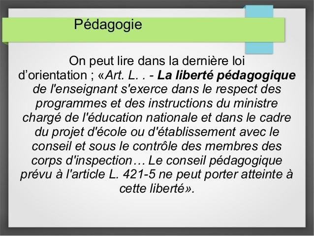 Pedagogie2014 Slide 2