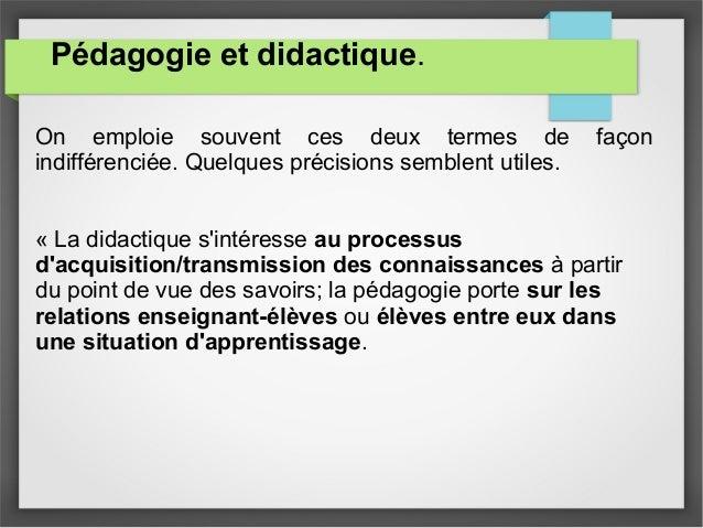 Pedagogie2014 Slide 3