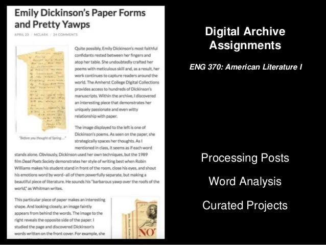 Archives & Book History Slide 2