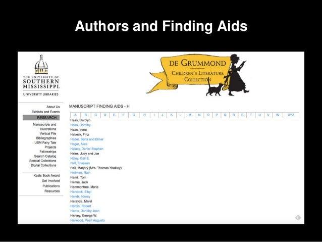 Archives & Book History Slide 3