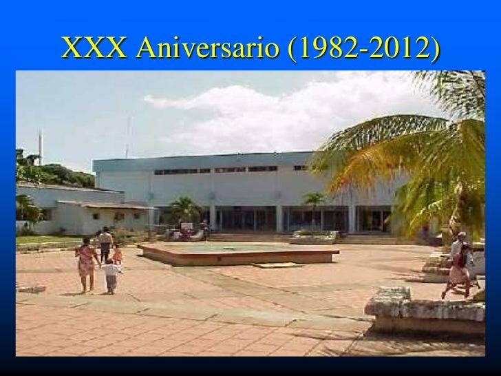 XXX Aniversario (1982-2012)
