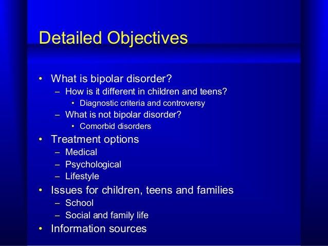 Pediatric Bipolar Disorder Slide 3