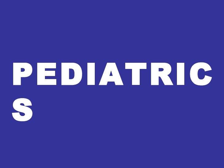 PEDIATRICS Dr. JOHN  SRAGOWICZ  PA-C, MPAS