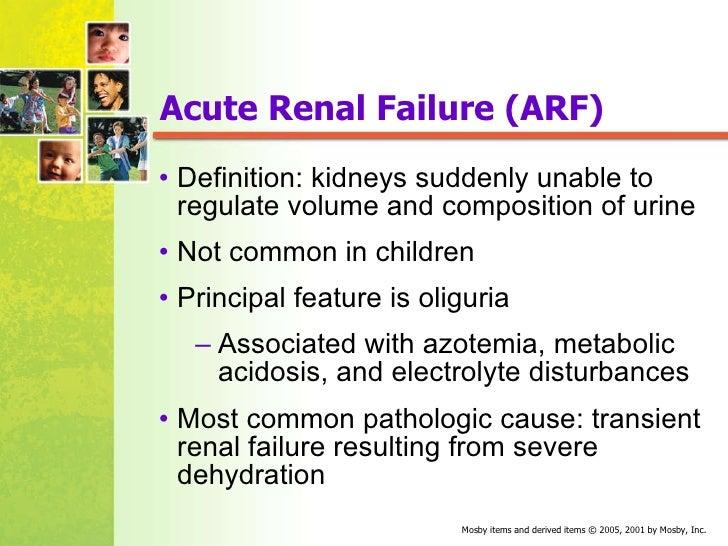 Pediatric Renal Disorders