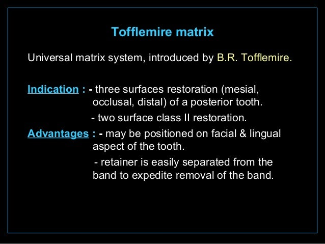Pediatric restorative dentistry