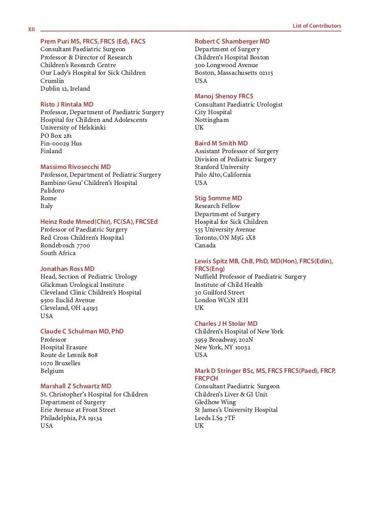 List of Contributors                                                                                          XIIIWendy T ...