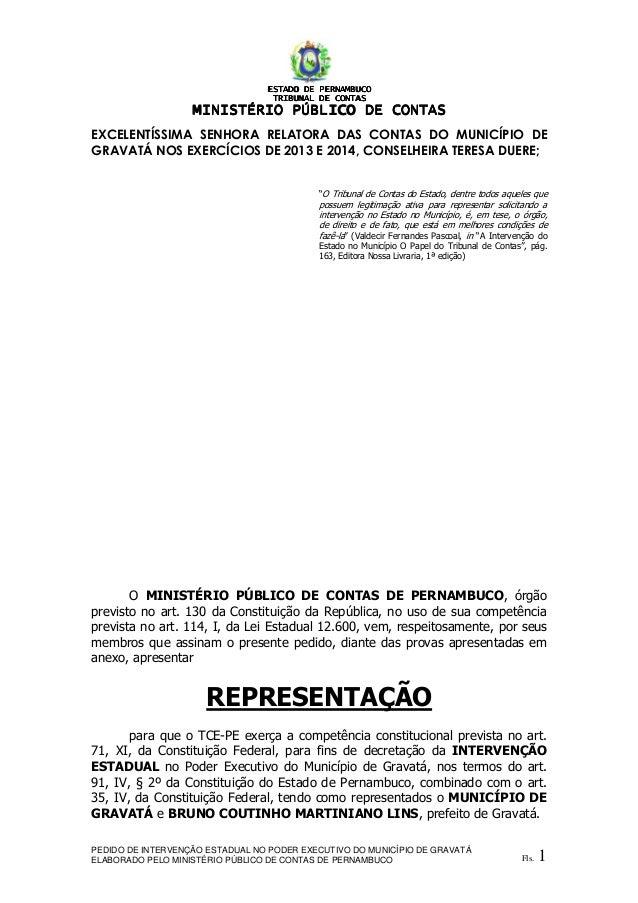 ESTADO DE PERNAMBUCOESTADO DE PERNAMBUCOESTADO DE PERNAMBUCOESTADO DE PERNAMBUCO TRIBUNAL DE CONTASTRIBUNAL DE CONTASTRIBU...