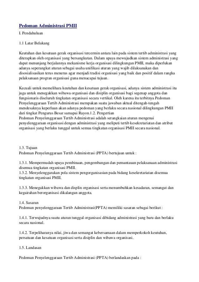 contoh surat rekomendasi organisasi pmii suratmenyurat net