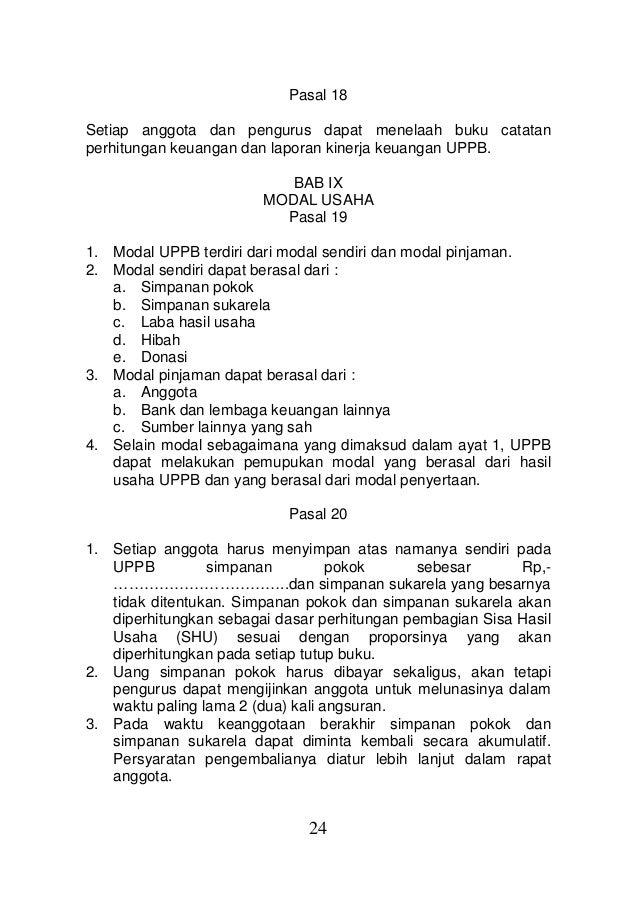 41 info contoh surat jaminan mutu barang murah 2018