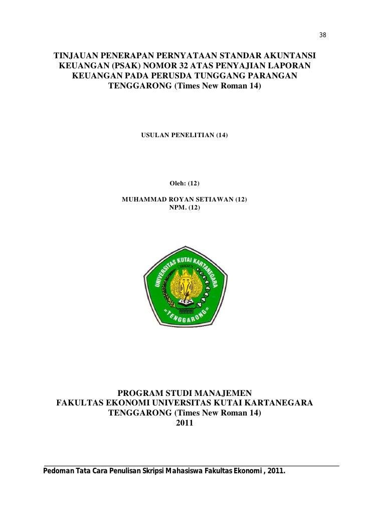 Contoh Skripsi Akuntansi Keuangan Yang Mudah Contoh Soal Dan Materi Pelajaran 10