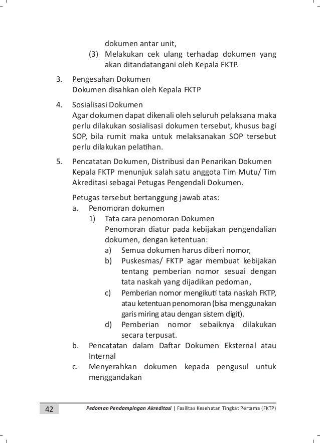 44 Pedoman Pendampingan Akreditasi | Fasilitas Kesehatan Tingkat Pertama (FKTP) dansudahditandatangani)agardisimpandisekre...