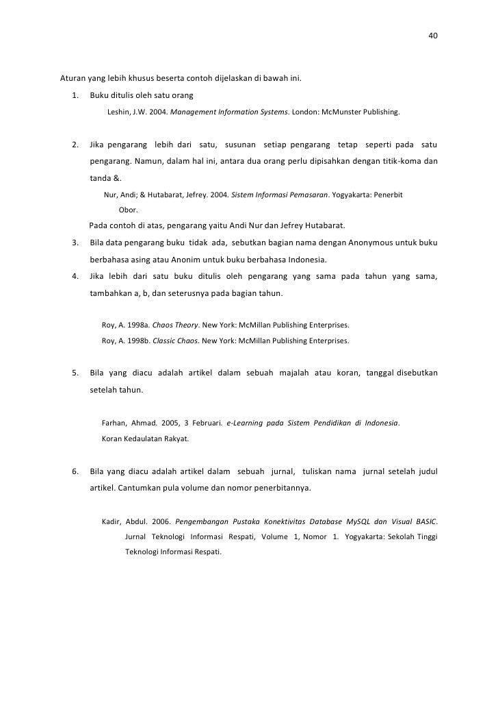 Contoh Penulisan Daftar Pustaka Anonim - Contoh 193