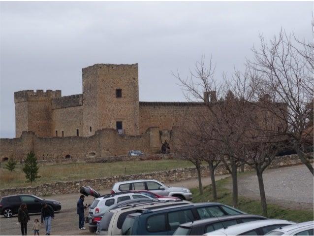 Única puerta de entrada y salida de PedrazaÚnica puerta de entrada y salida de Pedraza