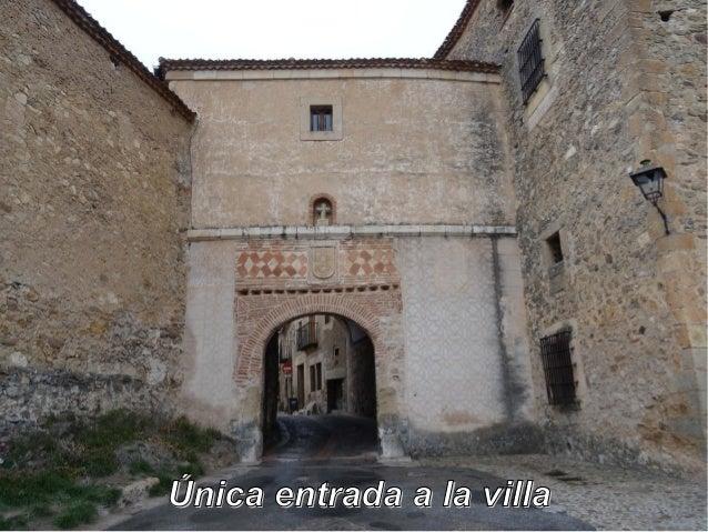 En la cárcel de Pedraza vivíaEn la cárcel de Pedraza vivía el carcelero y había variasel carcelero y había varias salas an...