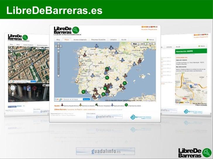 LibreDeBarreras.es