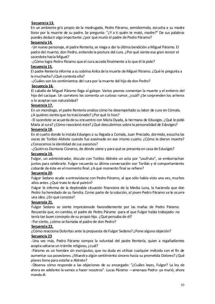 Pedropáramoguíadelectura